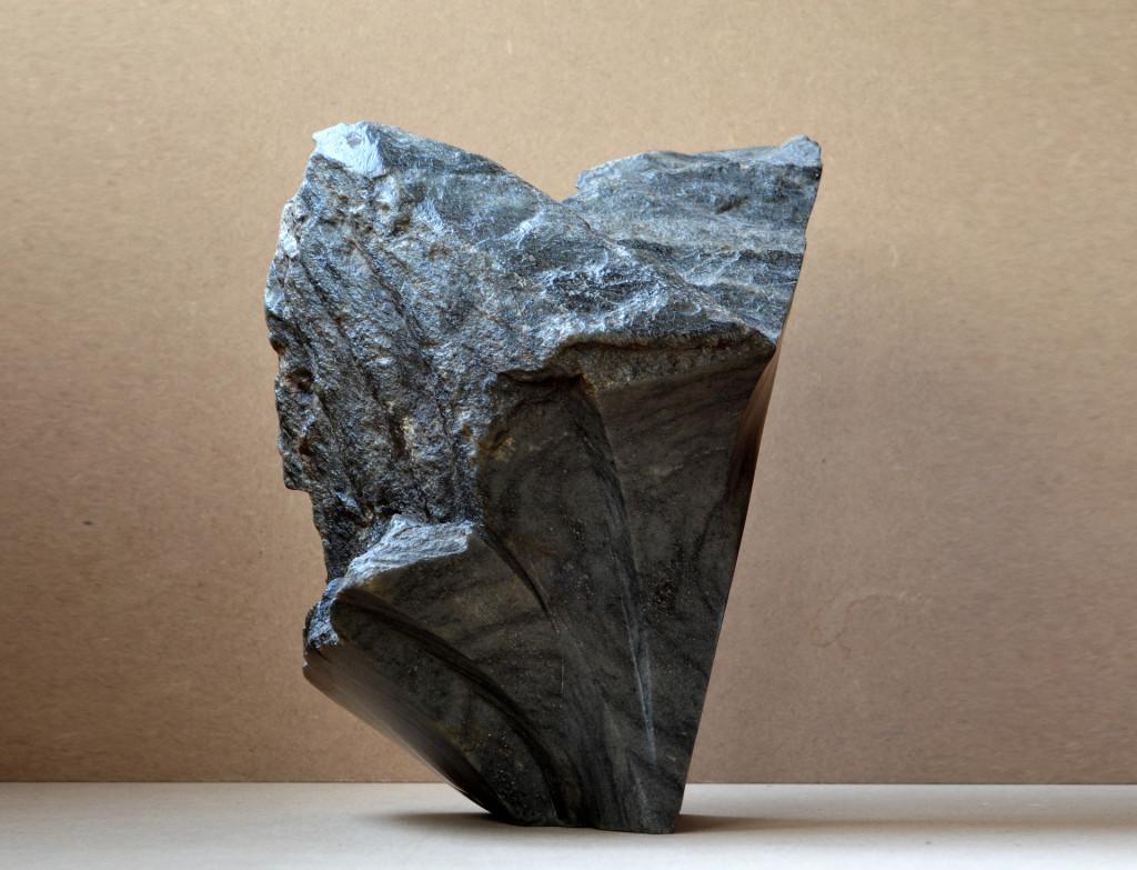"sculptuur - titel ""Zomer"" - steatiet"